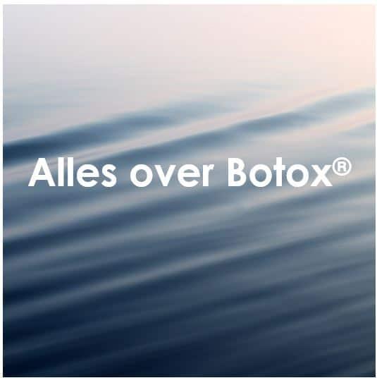 Alles over Botox